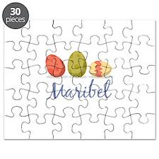 Easter Egg Maribel Puzzle