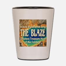 The Blaze Shot Glass