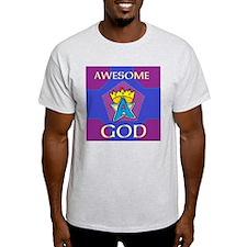 Awesome God T-Shirt