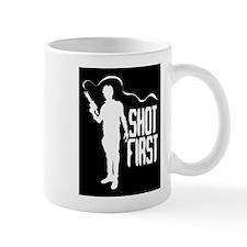 Han Shot First Small Mugs