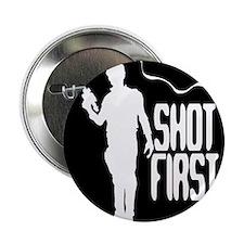 """Han Shot First 2.25"""" Button"""