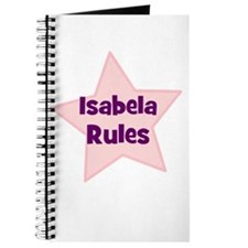 Isabela Rules Journal