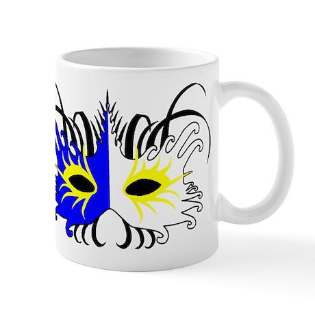 Masquerade Mug