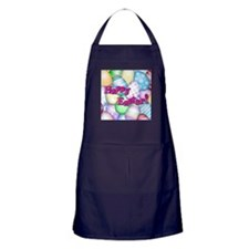 Happy Easter Apron (dark)