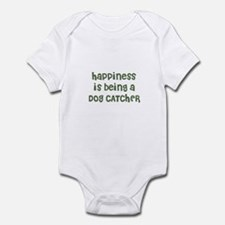 Happiness is being a DOG CATC Infant Bodysuit