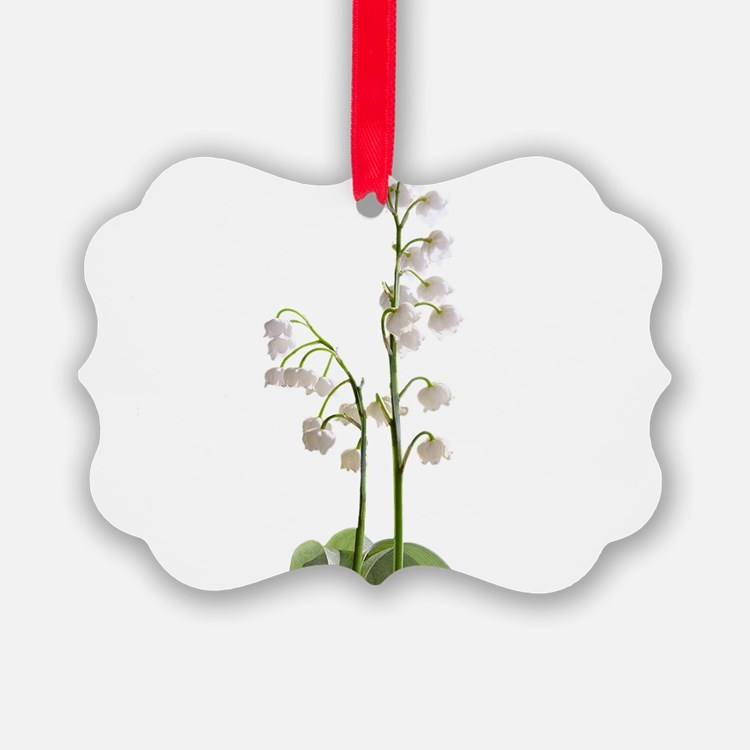 lily of Valley Ornament