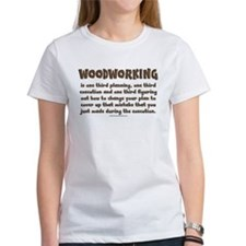 Woodworking Explained Tee