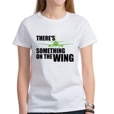 Something on the Wing Tee