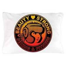Beauty and strong Pillow Case