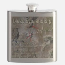 X Marks The Spot Flask