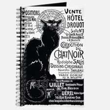 Chat Noir Cat Journal