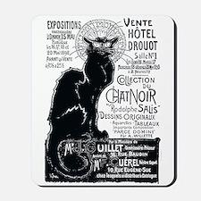 Chat Noir Cat Mousepad