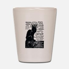 Chat Noir Cat Shot Glass