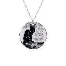 Chat Noir Cat Necklace