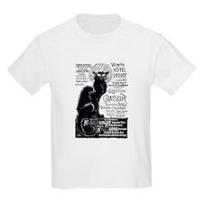 Chat Noir Cat T-Shirt