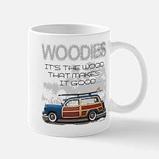 Woodies Mug