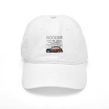 Woodies Baseball Baseball Cap