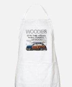 Woodies BBQ Apron