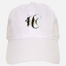 Moorish Idol Fish Baseball Baseball Cap