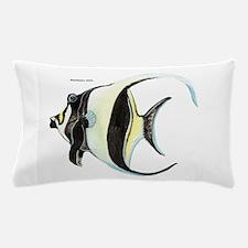 Moorish Idol Fish Pillow Case