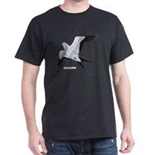 Swallow-Tailed Kite Bird T-Shirt