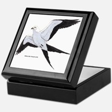 Swallow-Tailed Kite Bird Keepsake Box