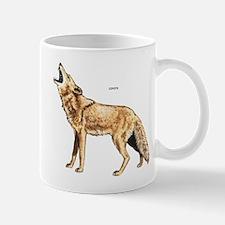 Coyote Wild Animal Mug