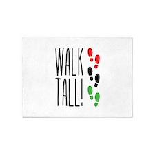 Walk Tall 5'x7'Area Rug