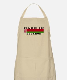Belarus Made In Apron