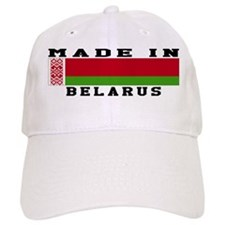 Belarus Made In Baseball Cap