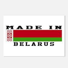 Belarus Made In Postcards (Package of 8)