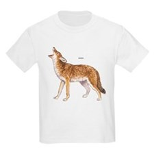 Coyote Wild Animal T-Shirt