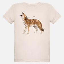 Coyote Wild Animal T-Shirt