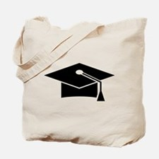 doctoral cap Tote Bag