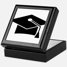 doctoral cap Keepsake Box