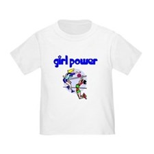 Girl Power Volleyball T