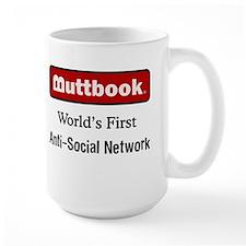 Buttbook Mug