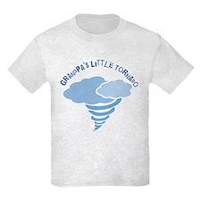 Grandpa's Little Tornado T-Shirt