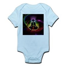CHAKRAS 2 Infant Bodysuit