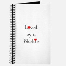 Loved by a Sheltie Journal
