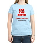 Eat The Rich - They Are GMO-Free! T-Shirt