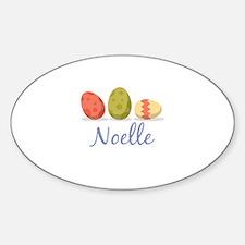 Easter Egg Noelle Decal
