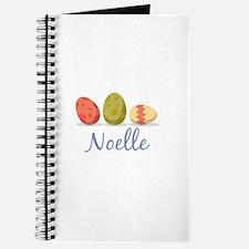 Easter Egg Noelle Journal
