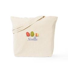 Easter Egg Noelle Tote Bag