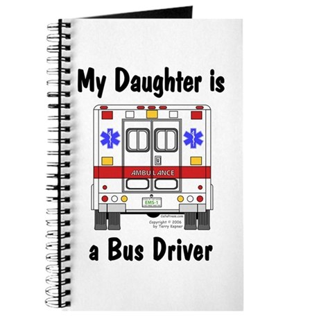 Bus Driver Daughter Journal