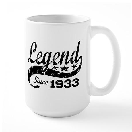 Legend Since 1933 Large Mug