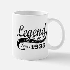 Legend Since 1933 Mug