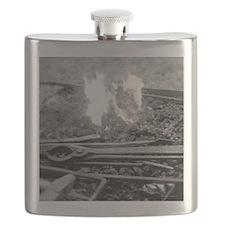 Blacksmith Flames Flask