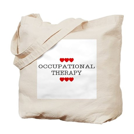 Occupational Therapy - Tote Bag