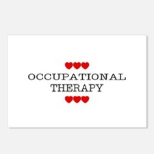 Occupational Therapy - Postcards (Package of 8)